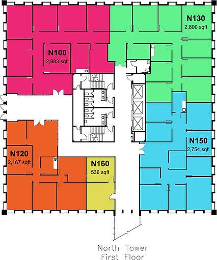 2000 N Classen - North Tower - 1st Floor