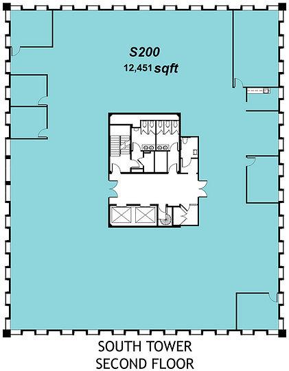 2000 N Classen - South Tower - 2nd Floor