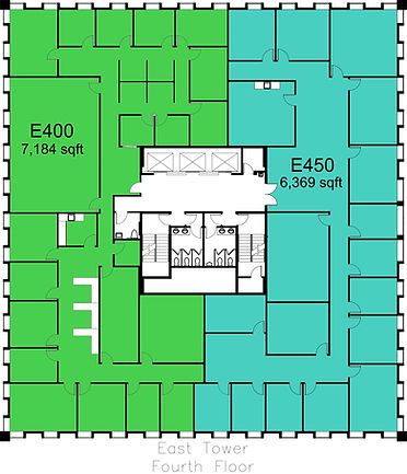 2000 N Classen - East Tower - 4th Floor.
