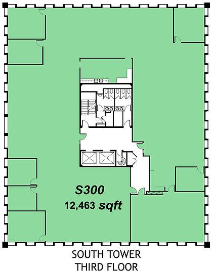 2000 N Classen - South Tower - 3rd Floor
