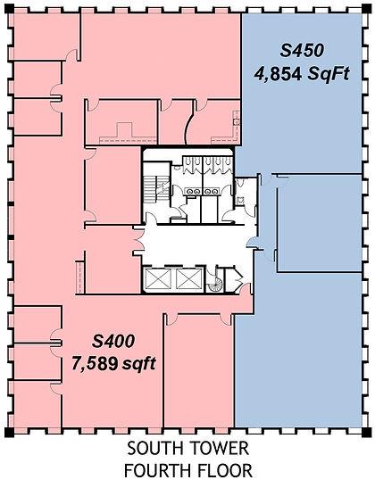 2000 N Classen - South Tower - 4th Floor