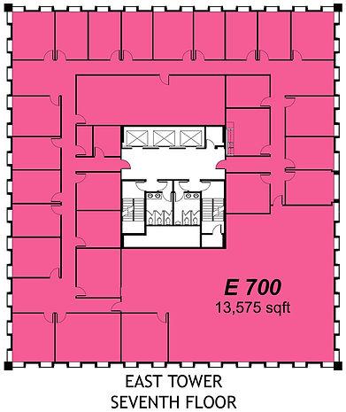 2000 N Classen - East Tower - 7th Floor.