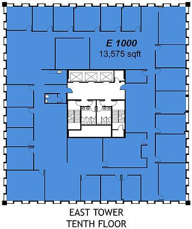 2000 N Classen - East Tower - 10th Floor