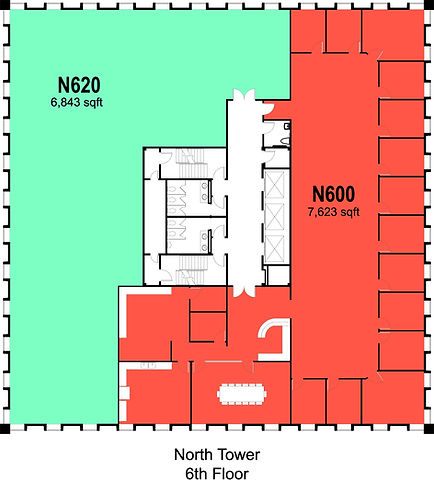 2000 N Classen - North Tower - 6th Floor