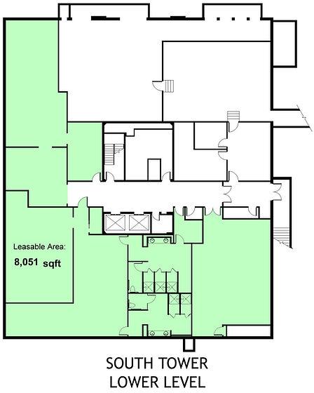 2000 N Classen - South Tower - Lower Lev