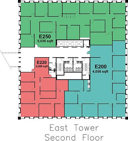 2000 N Classen - East Tower - 2nd  Floor