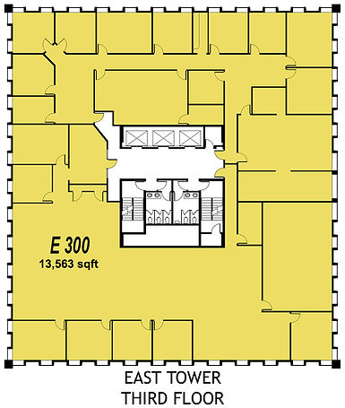 2000 N Classen - East Tower - 3rd Floor.