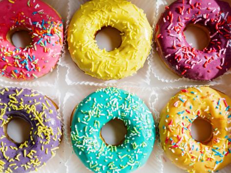 Celebrating National Donut Day!