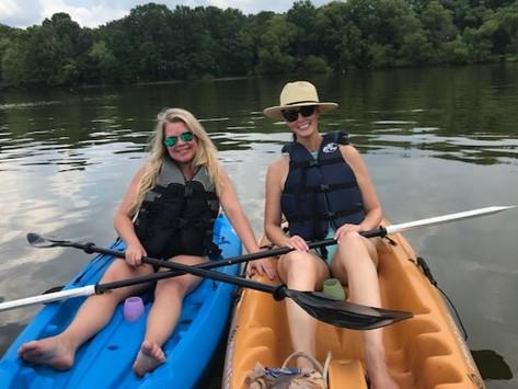 Kentucky Summer Cooldown