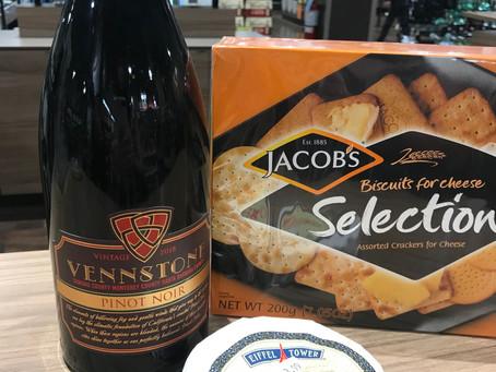 Wine & Cheese Pairings Made Simple