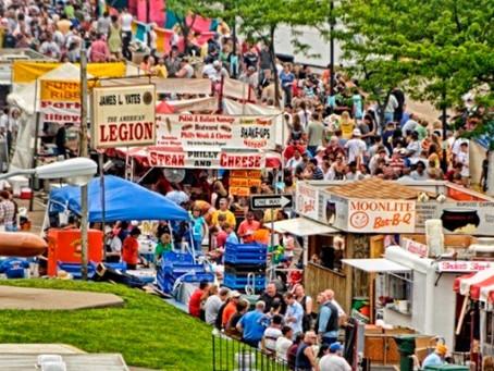 Kentucky Festivals Galore!