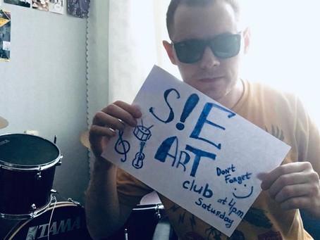 Speak! English Art Club