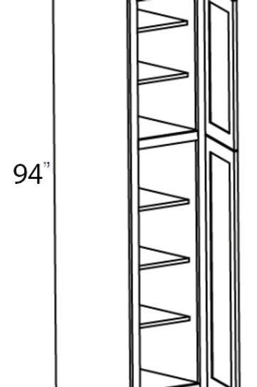 2 Door Pantry Cabinet - 18W x 94H, UT189424