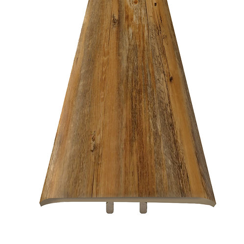 RUSTIC HICKORY T-MOLDING