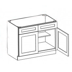 Apron Sink Base Cabinet