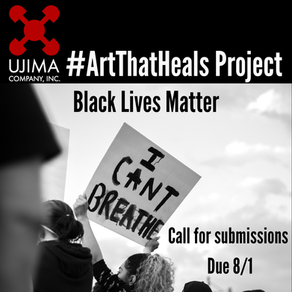 #ArtThatHeals: Black Lives Matter