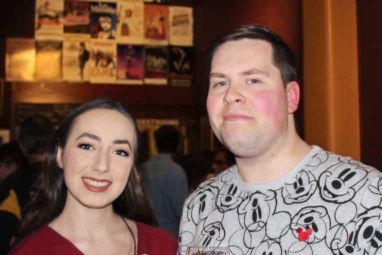 Jessie Miller and Steven Ott