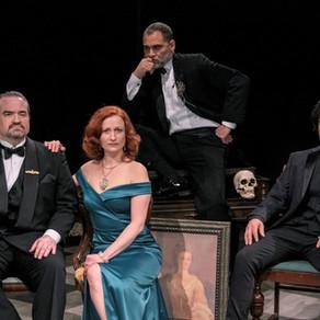 REVIEW - Hamlet: a Volatile Dane at Irish Classical