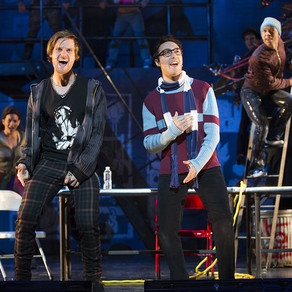 "UPDATES: Rent Rush Tix; and ""Occupant"" cancellation"