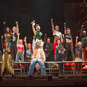 "In the BN: ""Rent"" at Shea's"