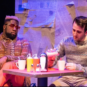 "Review: ""Angels in America"" at Second Generation"