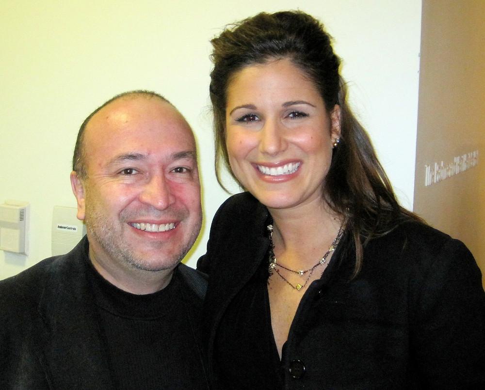 Javier and Stephanie J. Bloch