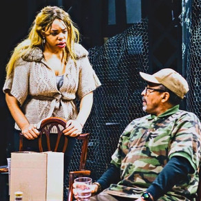 "REVIEW: ""Jump"" at the Paul Robeson Theatre"