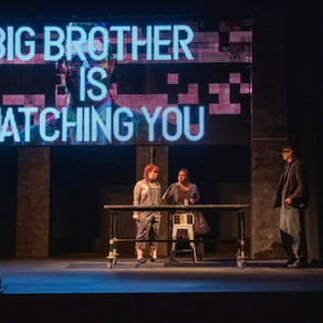 "Review: ""1984"" at the Kavinoky"