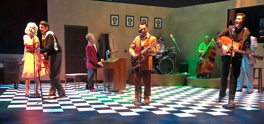 "MusicalFare's ""Million Dollar Quartet"" opens at Shea's 710."
