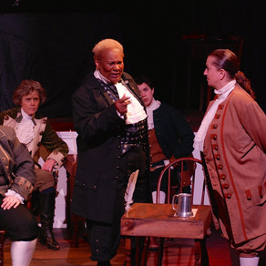 "Is the musical ""1776"" a Lesson in History?"