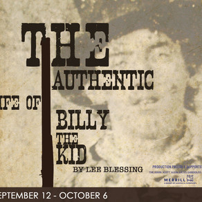 Poem Inspired by The Authentic Life of Billy the Kid & Izzy