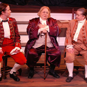 "In the BN: the All-Female ""1776"" at O'Connell & Company"
