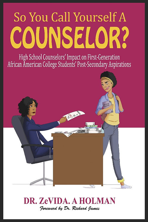 So You Call Yourself A Counselor?
