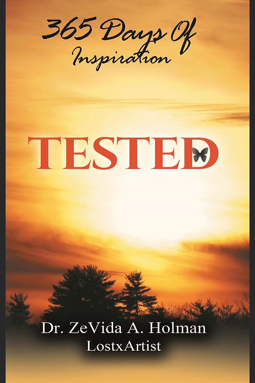 TESTED: 365 Days of Inspiration