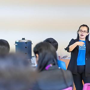 MBA International Program Student Orientation 2019
