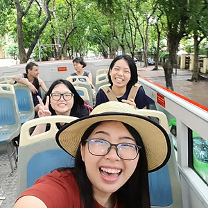 MBA International Program Field Trip at Hanoi Vietnam