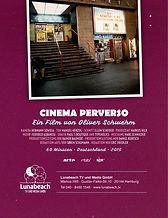 Cinema Perverso Presseinformationen