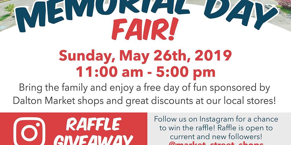 Memorial Day Fair