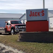 JACK'S OIL DISTRIBUTION, INC