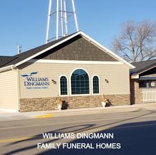 WILLIAMS DINGMANN FAMILY FUNERAL HOMES
