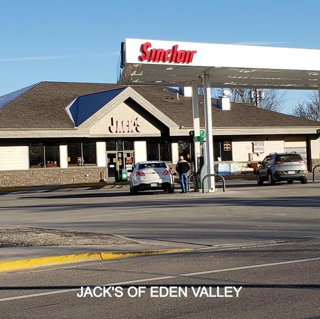JACK'S OF EDEN VALLEY