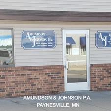 AMUNDSON & JOHNSON P.A.