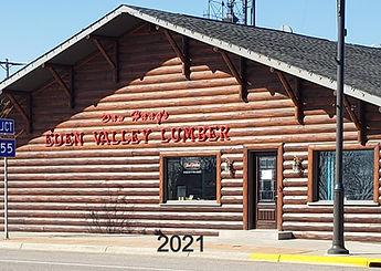 Eden Valley Lumber 2021