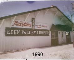 Eden Valley Lumber 1990