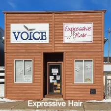 Expressive Hair