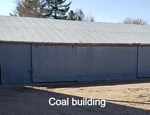 Coal building