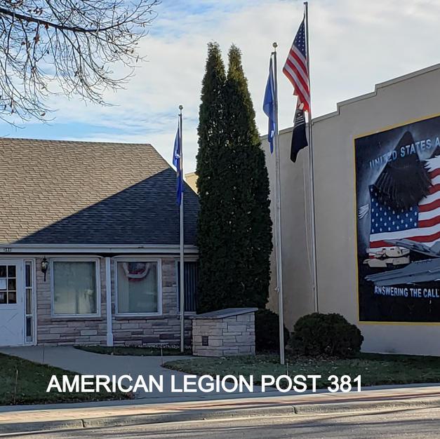 AMERICAN LEGION POST 381