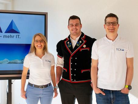 Neuer Co-Sponsor TCA Thomann
