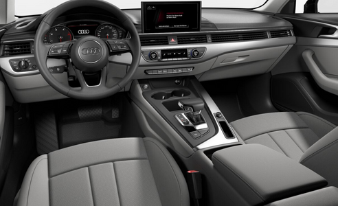 Audi A4 Attraction
