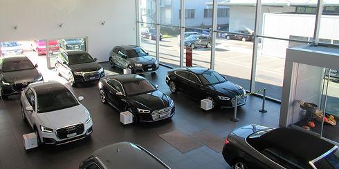 Autocenter Limmattal Audi Ausstellung.jp